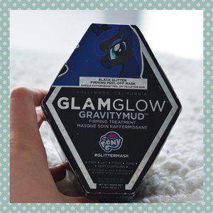 BNIB GLAMGLOW x My Little Pony GRAVITYMUD